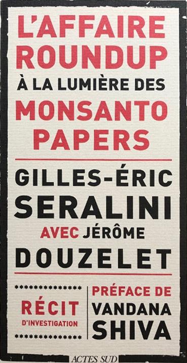 L'Affaire Roundup à la lumière des Monsanto Papers